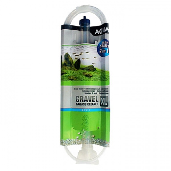 AquaEl Gravel cleaner XL, odkalovací zvon