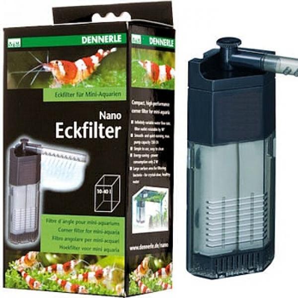 Dennerle Nano Clean Eckfilter