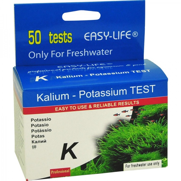 Easy Life Test K (draslík)