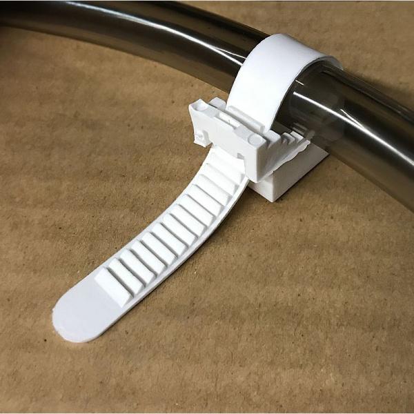 Hadicová příchytka pro hadice a trubičky do 30 mm