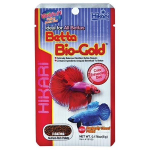 Hikari Tropical Betta Bio-Gold 5g