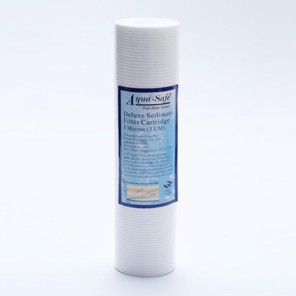 Polypropylénový sedimentační filtr reverzní osmozy PURE 5 micron - délka 10