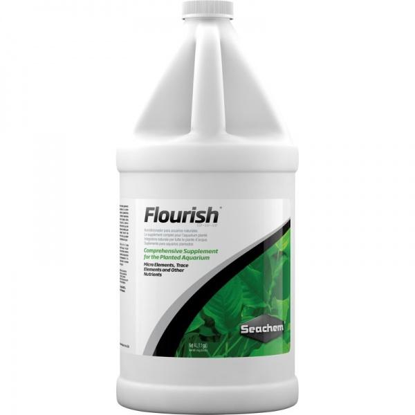 Seachem Flourish 4l