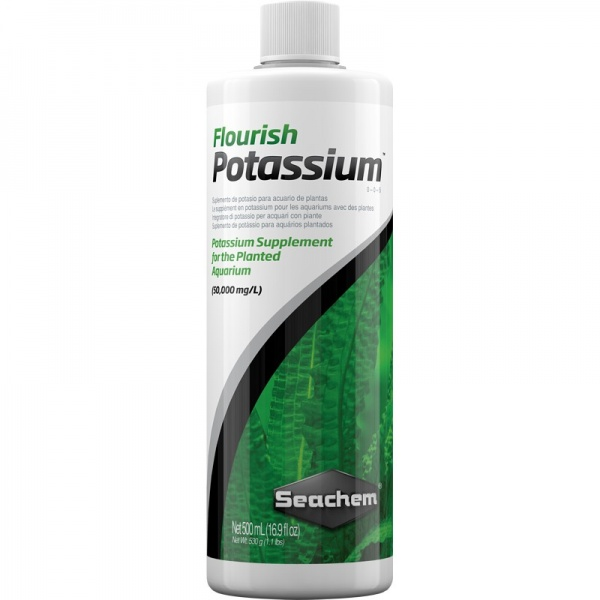 Seachem Flourish Potassium 500ml