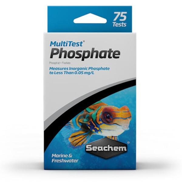 Seachem Multitest PO4 (fosforečnany)