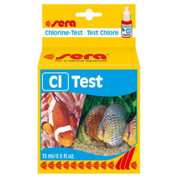 Sera Test Cl (chlór)