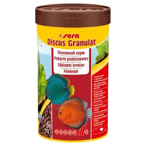 Sera Discus granulat Premium 250ml