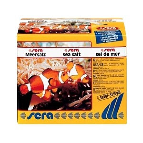 Sera Marine Salt (mořská sůl) 1.3kg