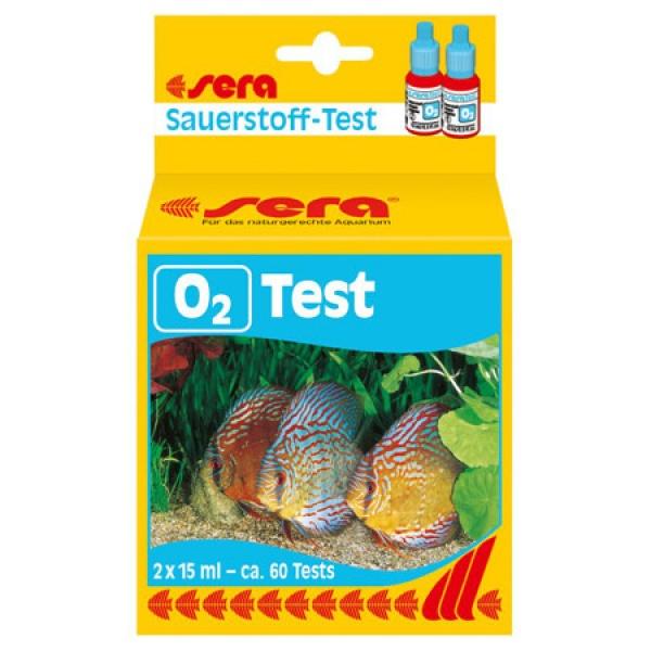 Testy O2 (kyslík)