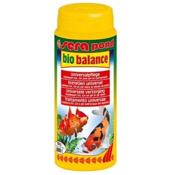 Sera pond bio balance 550g