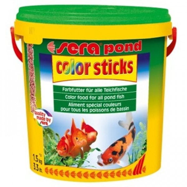 Sera Pond color sticks 10000ml