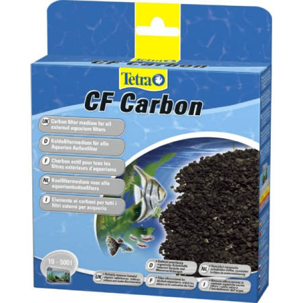 TetraTec CF 400/600/700/800/1200/2400 - uhlíková náplň