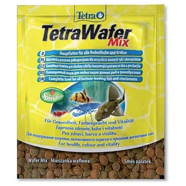 Tetra Wafer Mix 15g (s��ek)