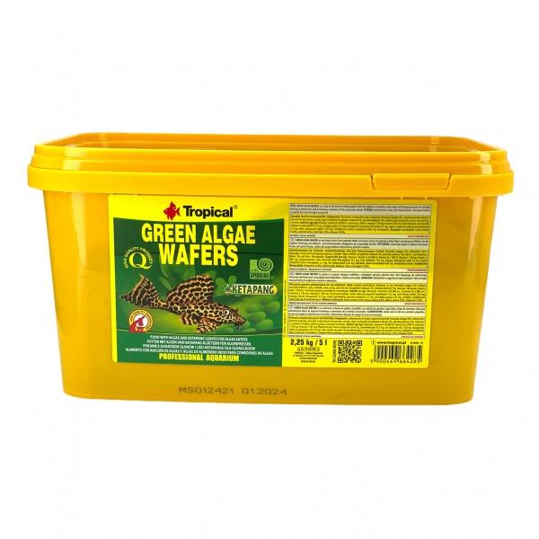 Tropical Green Algae Wafers 5000ml