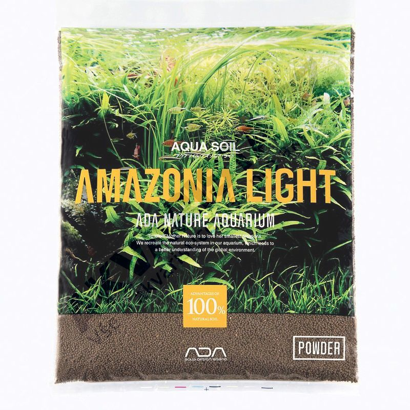 ADA Aqua Soil Amazonia LIGHT POWDER 1l