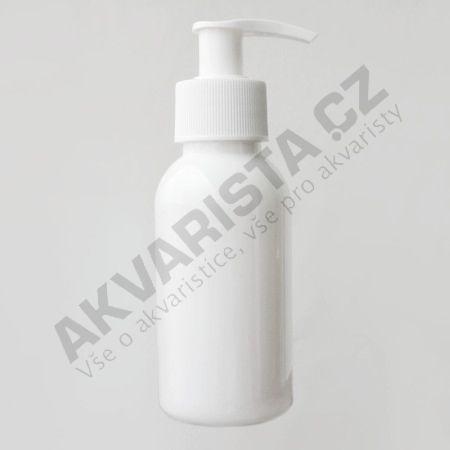 Plastová lahvička s dávkovačem 100 ml