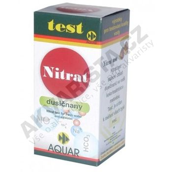 Aquar Test Nitrát (NO3 - dusičnany)
