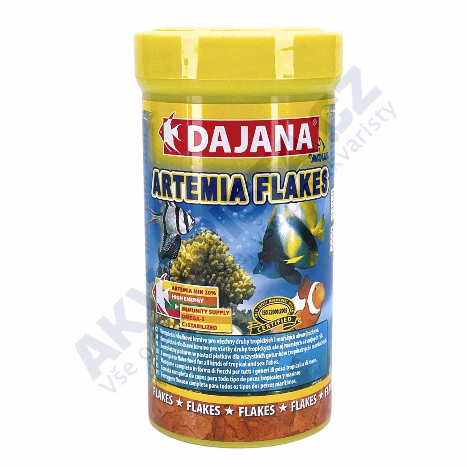 Dajana Artemia - vločky 250ml