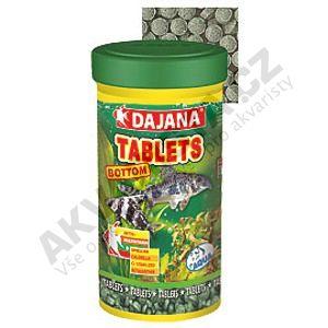 Dajana Tablety - dno 250ml
