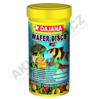 Dajana Wafer discs mix 250ml