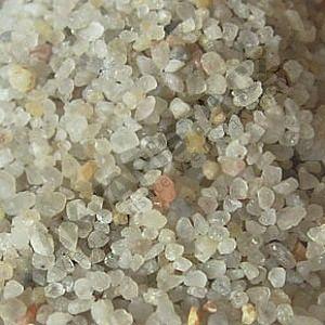 Písek akvarijní 1 - 2 mm - přírodní nebarvený, 25kg