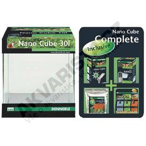 Dennerle akvárium NanoCube Complete 30litrů, 30x30x35cm