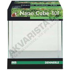 Dennerle akvárium NanoCube 20litrů, 25x25x30cm
