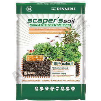 Dennerle Scaper`s soil substrát 4l