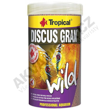 Tropical Discus Gran Wild 250 ml