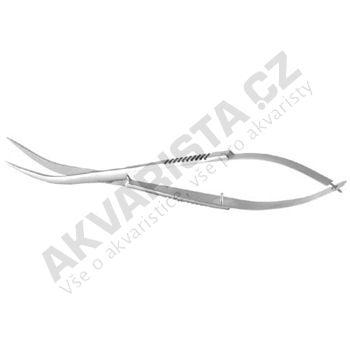 Dupla Scapers tool nůžky pružinkové obrácené 160 mm