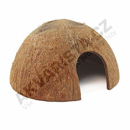 Kokosová skořápka (polovina)