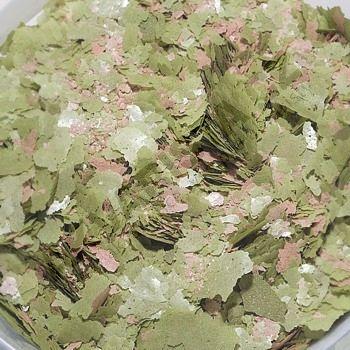 EasyFish Garlic/Chlorella mix Flakes 150g (PE sáček)