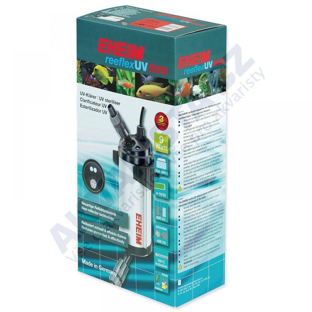 Eheim ReeflexUV 500, UV-C sterilizátor