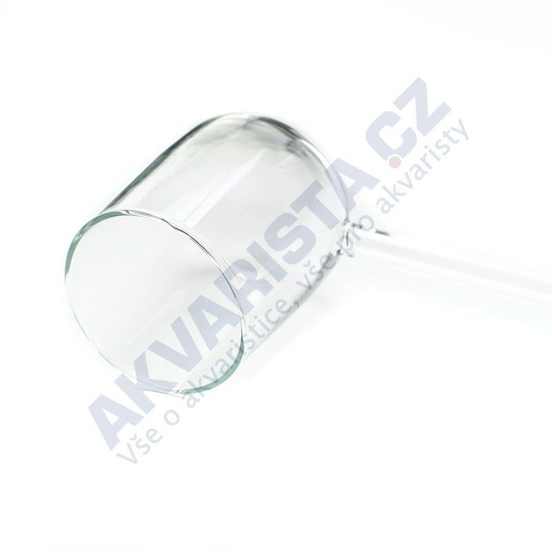 AKVARISTA.cz Fajfka skleněná - extra velká (65mm)