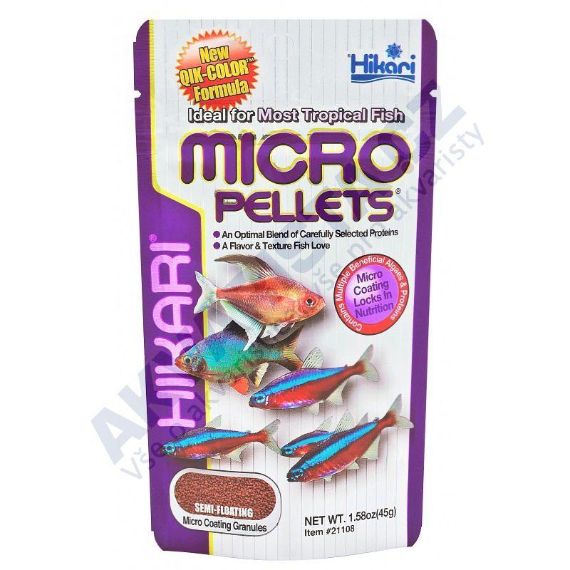 Hikari Tropical Micro Pellets 45g