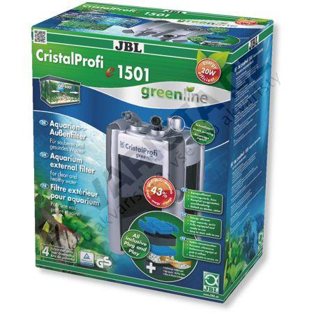 JBL CristalProfi e1501 greenline vnější filtr