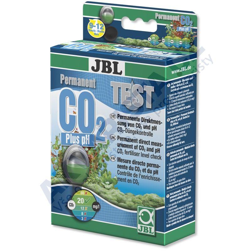 JBL Test-Set pH/CO2 - permanentní, verze 2