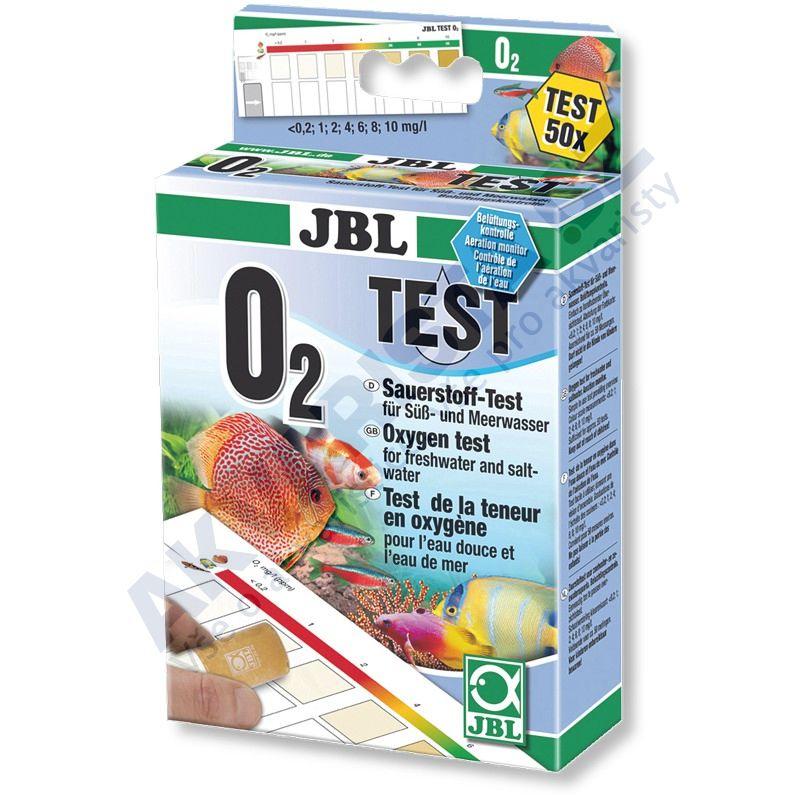 JBL Test-Set O2 (obsahu kyslíku)