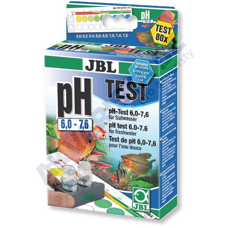 JBL Test-Set pH 6,0 - 7,6