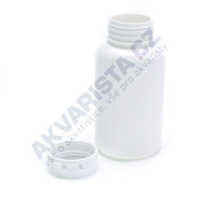 Plastová lahvička s narážecím víčkem 200 ml
