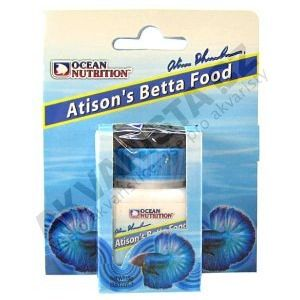 OceanNutrition Atison`s Betta Food 15g