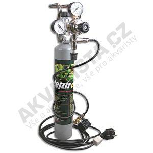 Rataj Profi Gejzír CO2 s elektromagnetickým ventilem, lahev 1500g