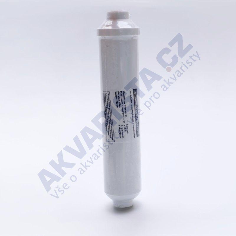 Inline uhlíkový carbon filtr