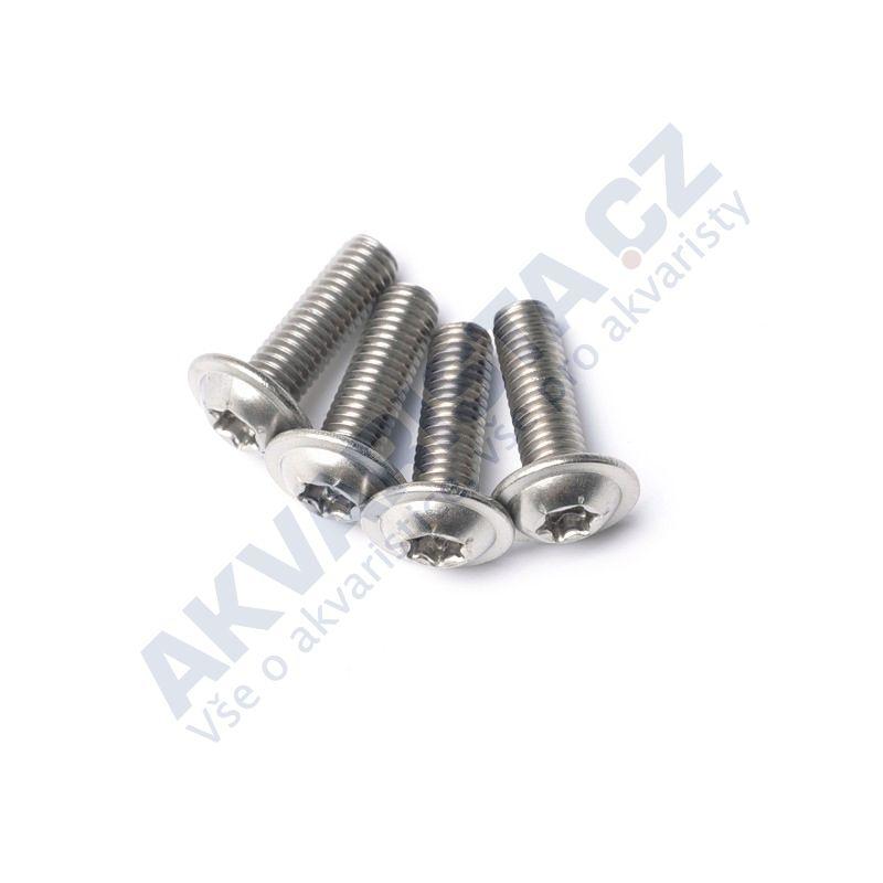 Montážní šroubky na spojení držáku a korpusu filtru (4ks)