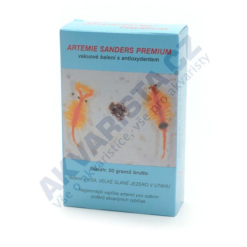 Sanders Artemia cysts Premium 90% - 50g