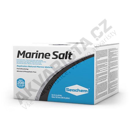 Seachem Marine Salt 25,2 kg pro 750 litrů