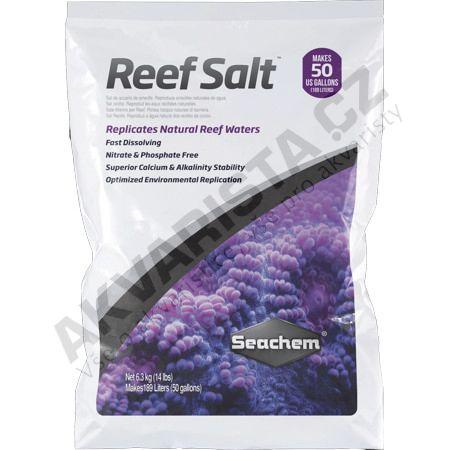 Seachem Reef Salt 6,3 kg pro 189 litrů