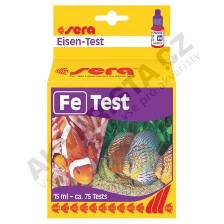 Sera Test Fe (železo)
