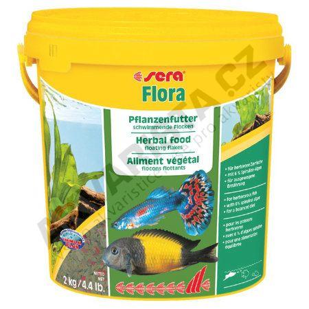 Sera Flora 10 l