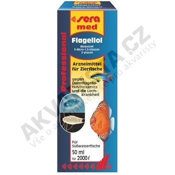 Sera med Professional Flagellol 50ml